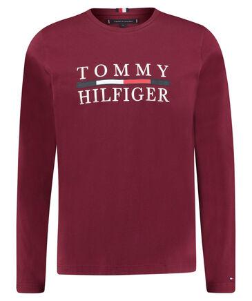 Tommy Hilfiger - Herren Shirt Langarm