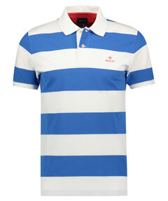 """Herren Poloshirt """"D1.Contrast Barstripe SS Pique"""" Kurzarm"""