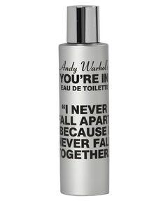 """entspr. 119,90 Euro/ 100ml - Inhalt: 100ml Parfum """"I Never Fall Apart, Because I Never Fall Together"""""""