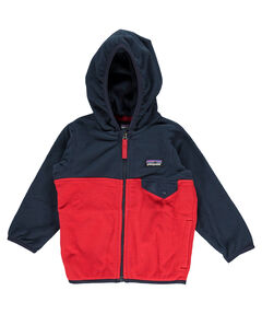 "Kinder Fleecejacke ""Micro D Snap-T"""