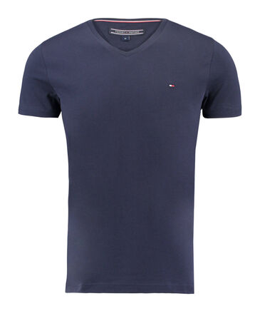 Tommy Hilfiger - Herren T-Shirt Slim Fit