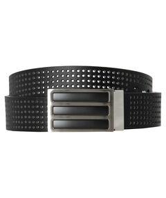"""Herren Golfgürtel """"3 Stripes Perforated Reversible Belt"""" zum Wenden"""