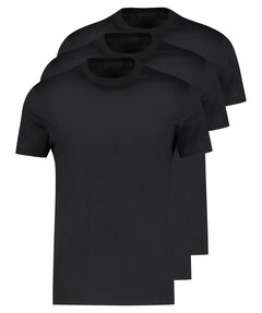 Herren T-Shirts Slim Fit 3er-Pack