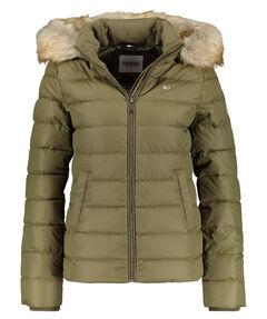 "Damen Daunenjacke ""TJW Basic Hooded Down Jacket"""