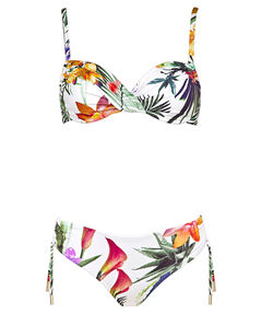 "Damen Bikini ""Greenhouse Wire"""