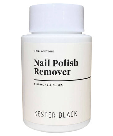 Kester Black - entspr. 27,50 Euro / 100 ml - Inhalt: 80 ml Nagellackentferner-Pot