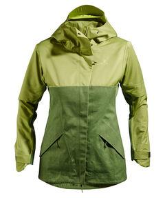 """Damen Wanderjacke """"Women's Green Core 3L Jacket"""""""