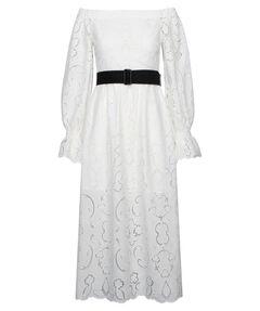 Damen Kleid Langarm