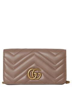 """Damen Umhängetasche """"GG Marmont Supermini"""""""