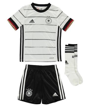 """adidas Performance - Kinder Trikot, Fußballshorts und Socken """"Deutschland Heim EM 2020"""" Replica"""