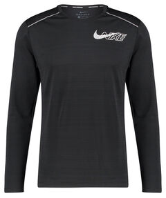 "Herren Running Shirt Langarm ""Dri-Fit Miler LS Flash"""
