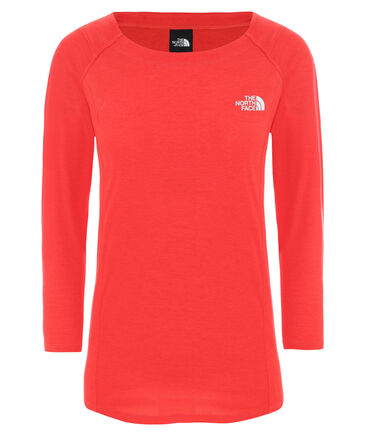 "The North Face - Damen Wandershirt ""Hikesteller"" Langarm"