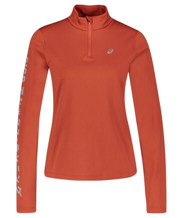 "Asics - Damen Laufsport Shirt Langarm ""Katakana"""