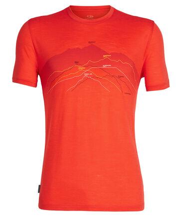 """Icebreaker - Herren T-Shirt """"Spector s/s Crewe Seven Summit"""""""