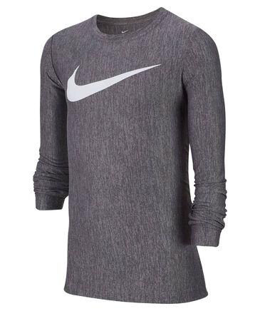 Nike - Jungen Fitness-Shirt Langarm