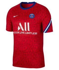 Herren Paris Saint-Germain Fußballshirt Kurzarm