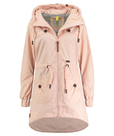 "Alife and Kickin® - Damen Jacke ""Charlotte A Coat"""