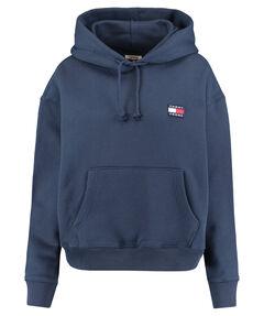 "Damen Sweatshirt mit Kapuze ""Tommy Badge Hoodie"""