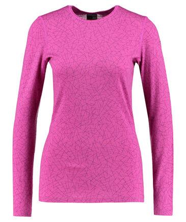 """Icebreaker - Damen Outdoor-Shirt """"200 Oasis LS Crewe Sky Paths"""""""