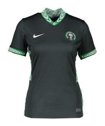 Nike - Damen Nigeria Fußballtrikot Kurzarm