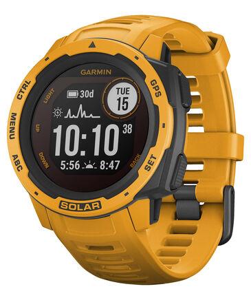 "Garmin - Multisport GPS-Smartwatch ""Instinct Solar"""