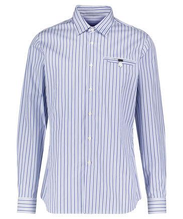 Prada - Herren Hemd Modern Fit Langarm