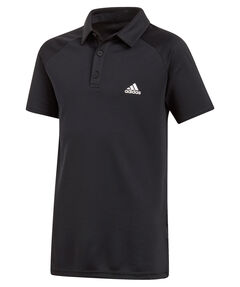Jungen Tennis-Shirt Regular Fit Kurzarm