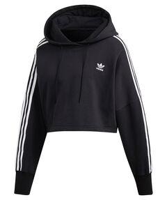 """Damen Sweatshirt """"Cropped Hood"""""""