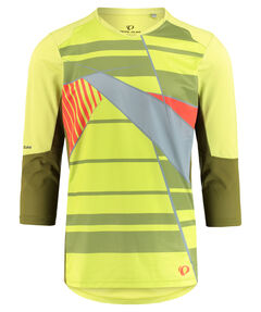 "Herren Radtrikot ""Launch"" 3/4-Arm"