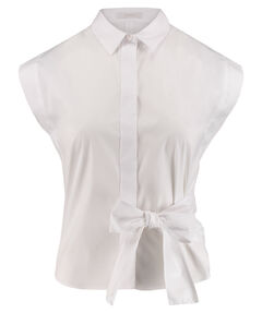 Damen Bluse Comfort Fit Kurzarm