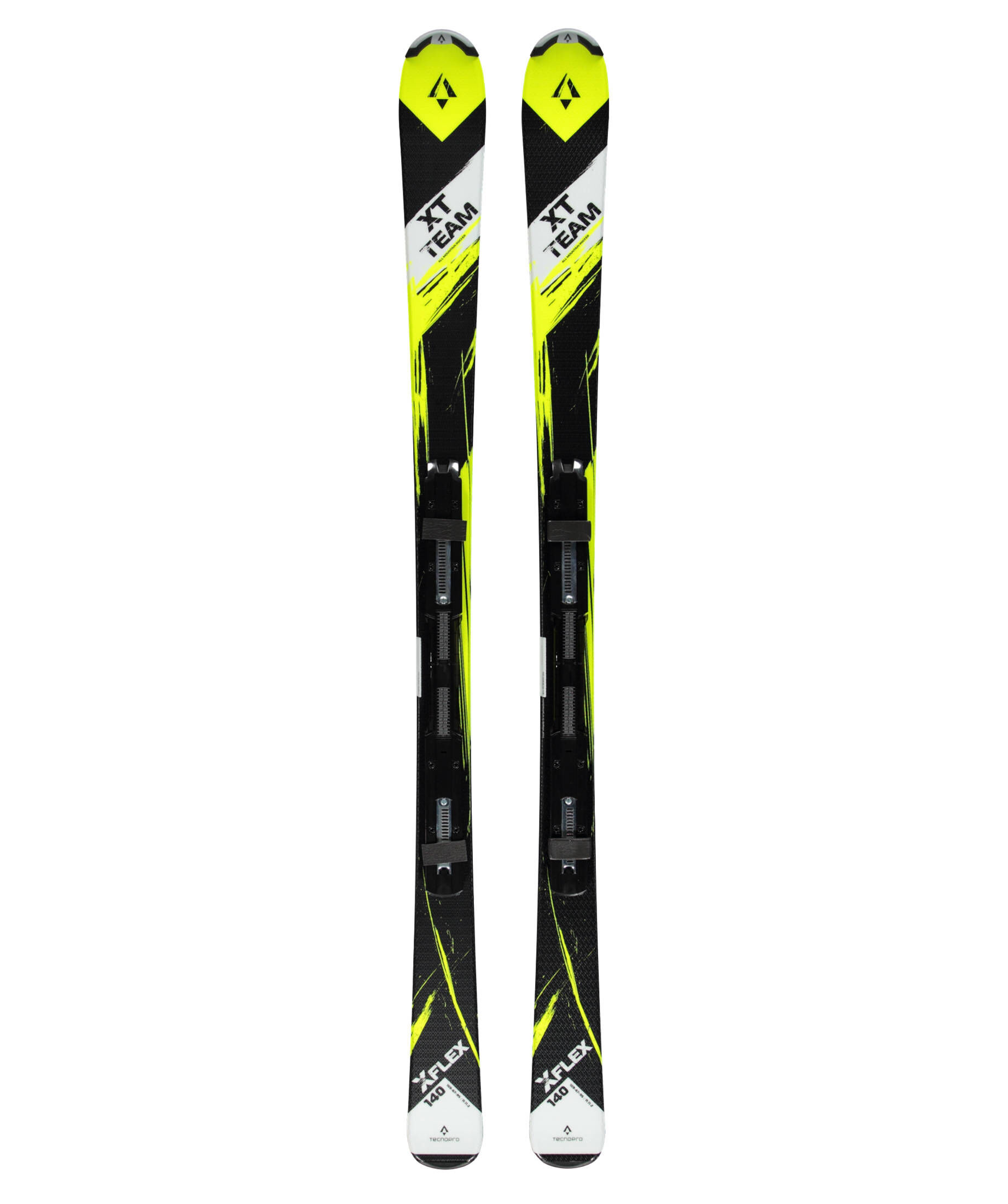 Alpin Tecnopro Ski Alpin Bindung  E TL 75 B80  weiß/schwarz