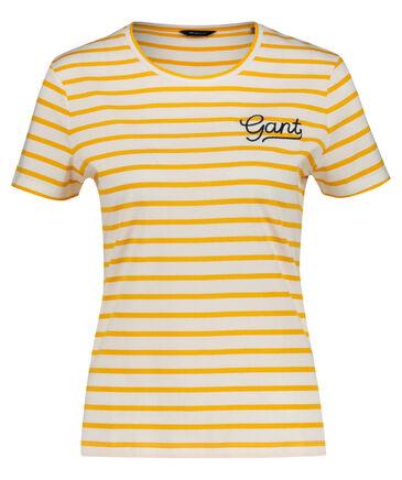 """Gant - Damen T-Shirt """"Breton Stripe"""""""
