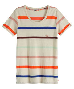 "Damen T-Shirt ""Rainbow Stripe Tee"""