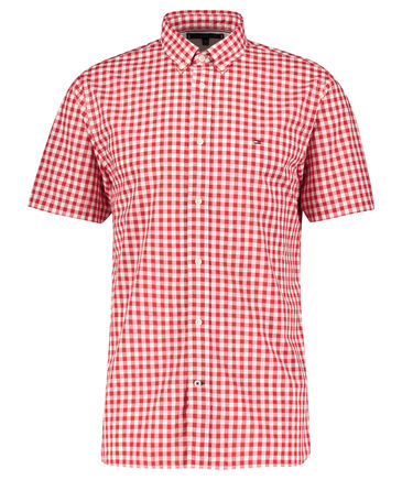 """Tommy Hilfiger - Herren Hemd """"Check Shirt"""" Kurzarm"""