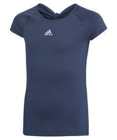 "Mädchen Tennis-Shirt ""Ribbon"" Kurzarm"