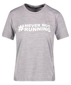 """Damen Running Shirt """"Nevernotrunning WMNS Miler"""""""