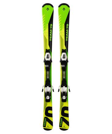"Tecno Pro - Kinder Skier ""Pulse Team 70 ET"" inklusive Bindung ""ETC45/ETL75"""