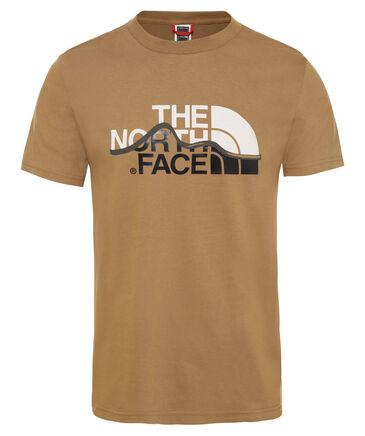 "The North Face - Herren T-Shirt ""Mountain Line"""