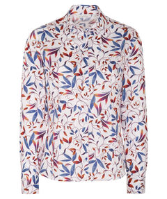 Damen Bluse Modern Fit Langarm