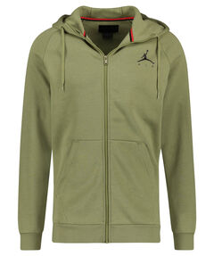 "Herren Sweatjacke mit Kapuze ""Jordan Jumpman Fleece Full Zip"""