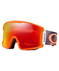 "Skibrille ""Line Miner - Mystic Flow Neon Orange"""