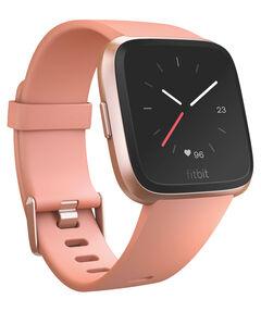 """Gesundheits- und Fitness-Smartwatch """"Versa"""" Peach/Rose Gold Aluminum"""
