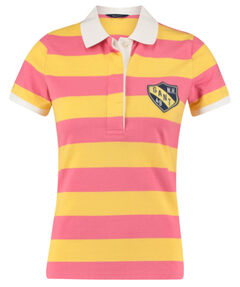 "Damen Poloshirt ""Summer Stripe Rugger"""