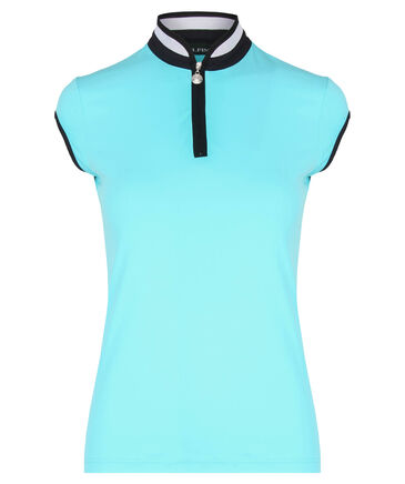 "Golfino - Damen Golfshirt ""The Mariana Cap"" Kurzarm"
