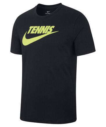 Nike - Herren Tennis-Shirt Kurzarm