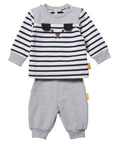 Jungen Baby Set Sweatshirt und Sweathose