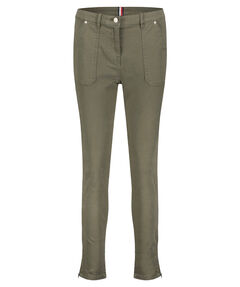 Damen Chinohose Skinny Fit