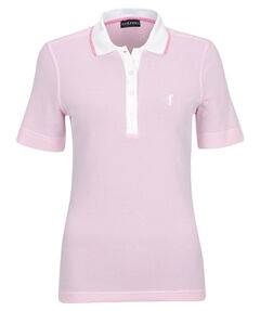 "Damen Poloshirt ""The Mercedes Short Sleeve Polo"" Slim Fit Kurzarm"