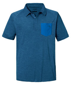 """Herren Funktionspolo """"Polo Shirt Hocheck M"""""""