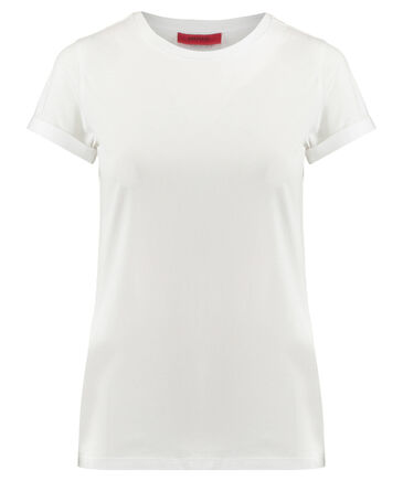 "HUGO - Damen T-Shirt ""The Plain"" Kurzarm"